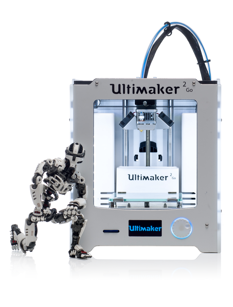 Ultimaker 2 GO f4